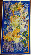 Patchwork Elfen  Panel Flower Fairies 60x110