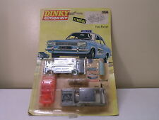 DINKY TOYS UK 1004 ACTION KIT FORD ESCORT MK.1 POLICE SCALE 1:43