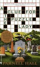 A Clue for the Puzzle Lady by Parnell Hall (2000 Paperback) S3601