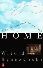 Home : A Short History of an Idea by Witold Rybczynski (1987, Paperback)