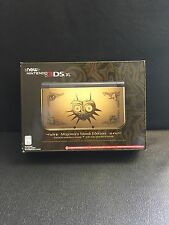Nintendo New 3DS XL Legend of Zelda: Majora's Mask Limited Edition Brand new