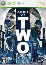 Used Xbox360 Army of Two Japan Import