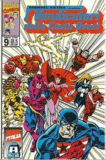 COMICS - Marvel Extra N° 9 Presenta: I Vendicatori della Costa Ovest - USATO