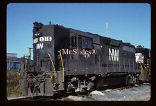 Original Slide N&W Norfolk & Western Hi Hood GP35 1316 In 1990 At Spartanburg SC