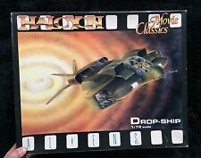 ALIENS DROP SHIP 1/72 MODEL KIT HALCYON UK ALIEN