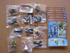 B 2012 Takara Tomy Gashapon Nintendo The Legend of Zelda Figure Collection 6pcs
