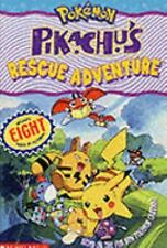 Pokemon Chapter Books Pikachus Rescue Adventure by Tracey West 2000 Paperback