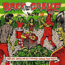 60's GARAGE PUNK: BACK FROM THE GRAVE VOL10 - 16 MIND BLOWIN' 60's PUNKERS!