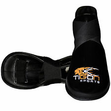 Foot Protectors Guard Instep Boots Karate Kick boxing Martial Arts MMA Muay Thai