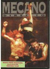 DVD MECANO EN DIRECTO LIVE ANA TORROJA NACHO CANO
