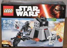 Lego Star Wars 75132 First Order Battle Pack NEU OVP NEW  BLITZVERSAND