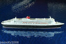 Queen Mary 2  Hersteller CM KR 323 ,1:1250 Schiffsmodell