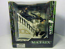 McFarlane Toys Matrix Series 1 Deluxe Box Set Neo Chateau Scene Action Figure