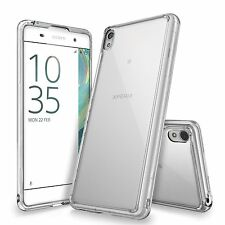 Sony Xperia XA Case   Ringke [FUSION] Crystal Clear Shockproof Protective Case