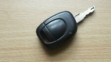 RENAULT CLIO SCENIC KANGOO ETC 1 BUTTON REMOTE KEY FOB - BATTERY ON THE BOARD