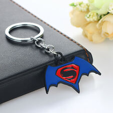 Spiderman Batman Superhero Movie Keyrings Key Chains Men Boys Keychains Gift Bag