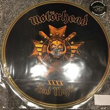 MOTÖRHEAD - BAD MAGIC (LIMITED EDITION) PICTURE DISC - GOLD EDITION VINYL LP NEW