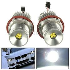 40W High Power LED Angel Eyes Halo Ring Marker Light Error Free For BMW E39 E60