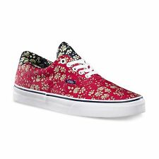Vans Era 59 (Liberty) Floral/Red Men's Classic Skate Shoes SIZE 12