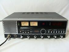 Vintage Craig CB Transceiver Model L232 AM SSB 40Ch Base CB Radio & Microphone