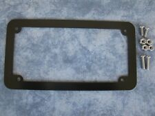 Motorcycle number plate frame / surround, suit HARLEY DAVIDSON , TRIUMPH.