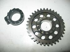KICK START SHAFT GEARS 1986 KTM 500 MX MXC MX500 MXC500 86 87 85