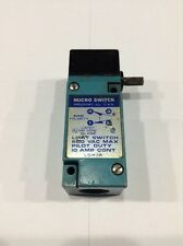 LSH3K Micro Switch Limit Switch 10 Amp 600V