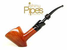 BEN WADE / Preb HOLM Era 360* STRAIGHT GRAIN DANISH HAND MODEL Estate Pipe -w93