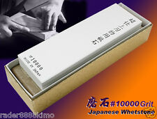 Japanese Whetstone #10000 Grit High Quality Sharpening Stone Made In JAPAN