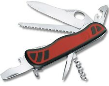Victorinox Swiss Army One-Hand Forester Red / Black 111mm 54849 NEW