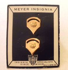 Meyer Insignia Army Specialist 5th Class Military Rank Pin N.S. Meyer Inc