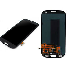 Black For Samsung Galaxy S3 LCD Display + Touch Digitizer Screen Assembly I9300