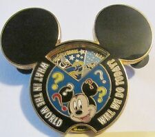 Disney MGM Studios Variant Spinner Mickey Mouse Pin