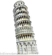 THE LEANING TOWER OF PISA ITALY ITALIAN CARDBOARD STANDUP STANDEE CUTOUT POSTER