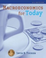 Macroeconomics for Today (Available Titles Aplia)