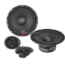 "Morel Maximus 602 Car Audio 6-1/2"" 2-Way Maximus Component Speaker Systetm New"