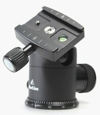 New Markins Q-Ball Q20i-Q i-Knob Lever Release Quick Action Tripod Ball Head