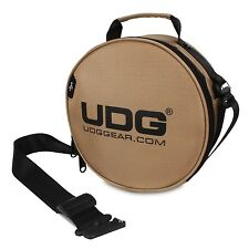 UDG Ultimate DIGI Headphone / Kopfhörer Bag Gold (U9950GD) NEU+OVP!