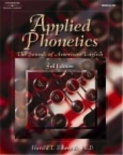 Applied Phonetics : The Sounds of American English by Harold T. Edwards...