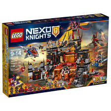 LEGO Jestro's Volcano Lair Nexo Knights Set 70323 NEW Sealed