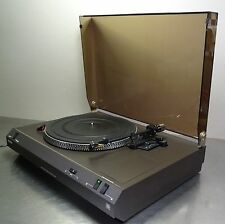 Tourne-disques automatique return turntable-Direct Drive univers fp895 ~ 80er