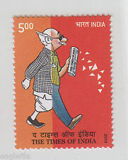 India  2013  The Times Of India  Cartoons  5R MNH #54886 s