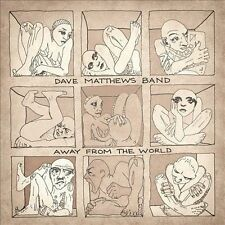 Away From The World (Deluxe Version), Dave Matthews Band, New