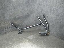 92 Honda CBR 600 F2 Right Rear Peg & Bracket 19A