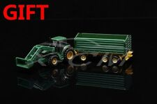 Toy Model Siku Front Loader and Trailer 1:87 Metal & Plastic Parts + SMALL GIFT!