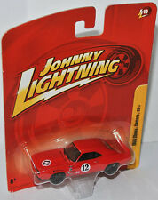Forever 64 R10 - 1969 CHEVY CAMARO SS #12 - red - 1:64 Johnny Lightning
