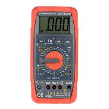 AT2150B Automotive LCD Digital Multimeter Tachometer AC/DC Volt Tester US U2VN