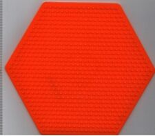 Large  Hexagon Pegboard for Hama / Perler fuse beads - NEW
