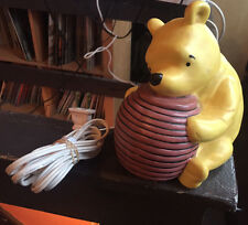 Vintage Disney Classic Winnie The Pooh Night Light Designed By Charpente