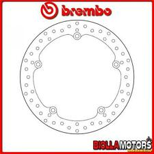 68B407G7 FRONT BRAKE DISC BREMBO HONDA INTEGRA 700cc 2012- FIXED